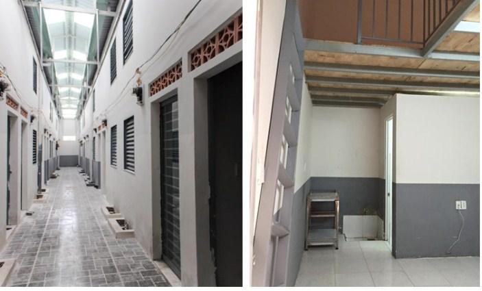 Kinh nghiệm xây nhà trọ giá rẻ tối ưu được hết diện tích 3