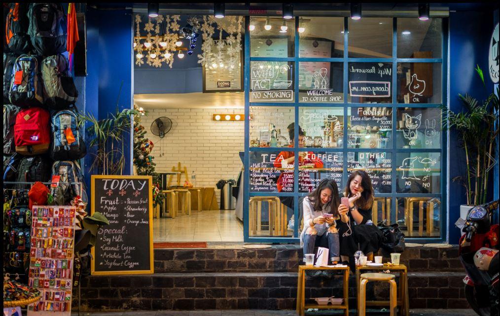Làm thế nào để thiết kế quán cafe diện tích nhỏ đẹp?