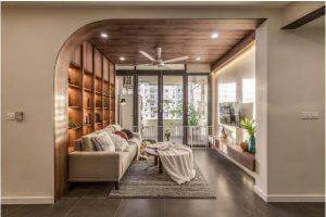 Thiết kế nội thất Hàn Quốc được ứng dụng tại Việt Nam