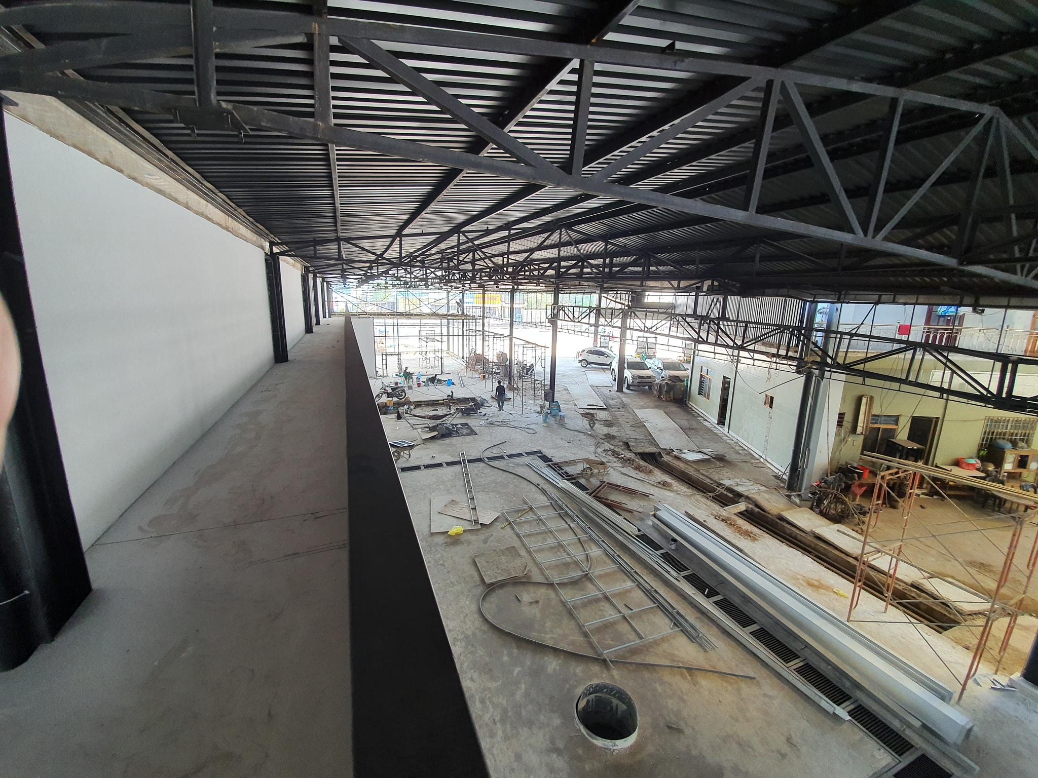 Đơn giá xây dựng nhà xưởng 2021