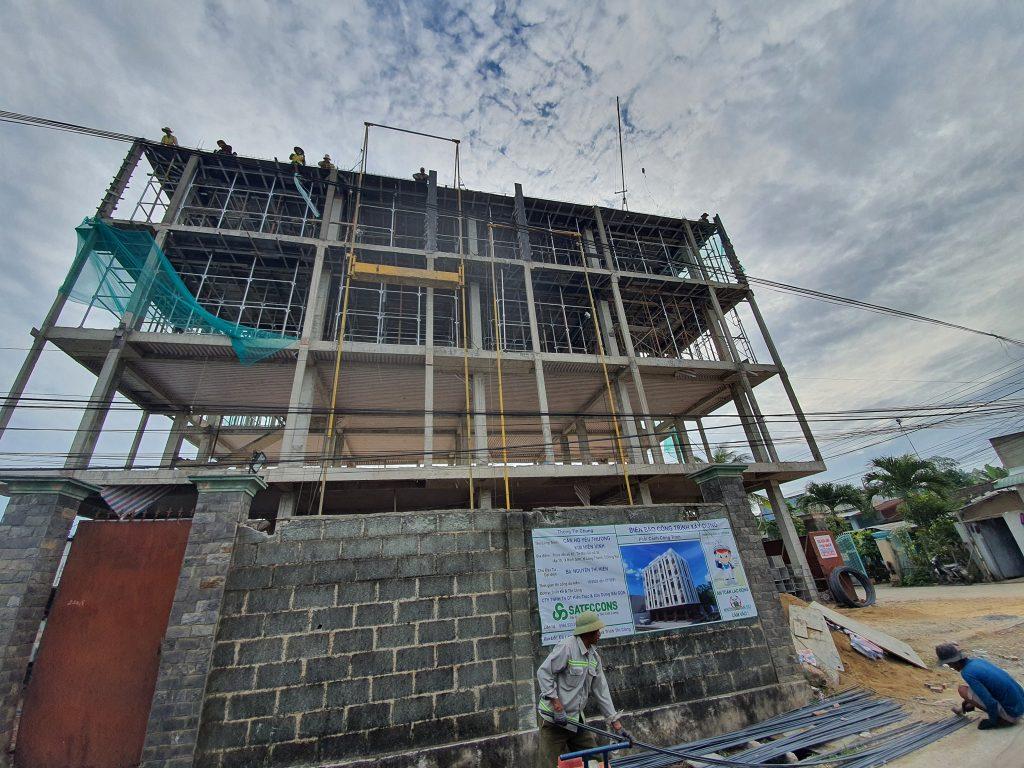 Bảng báo đơn giá xây nhà trọn gói 2021